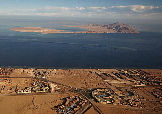 مصر بدون جزایر باقی میماند