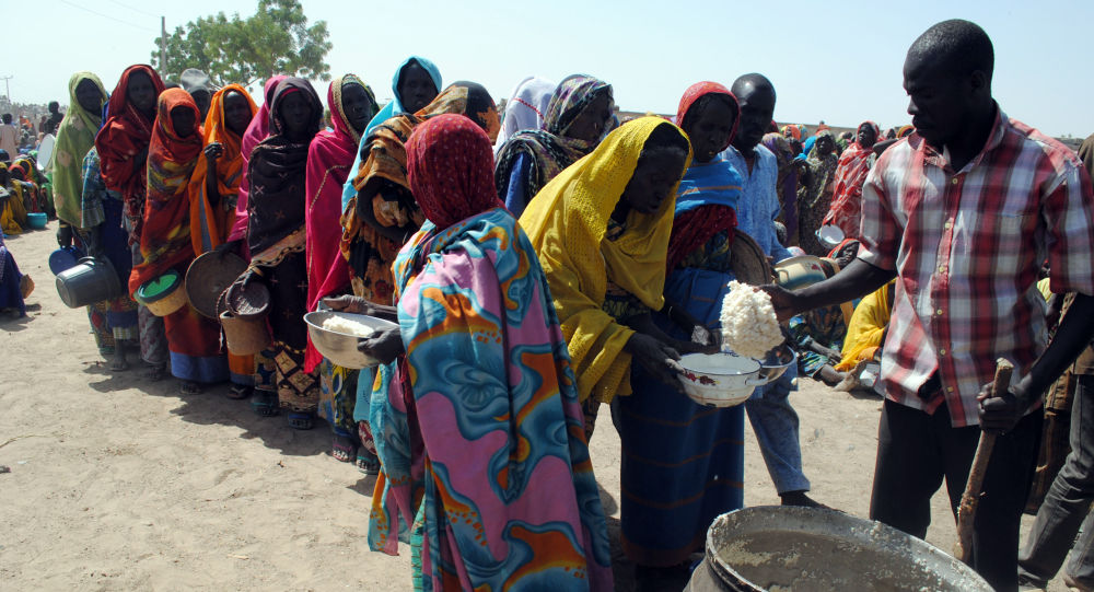 بحران جدی غذا در جهان در بالاترین سطح پنج سال گذشته