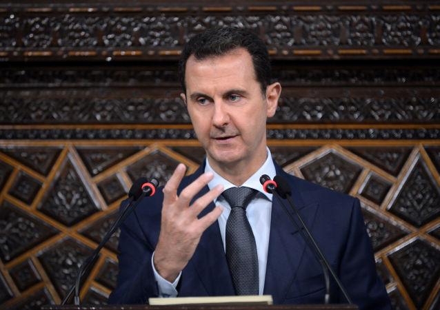 بشار اسد سوگند ریاست جمهوری یاد کرد