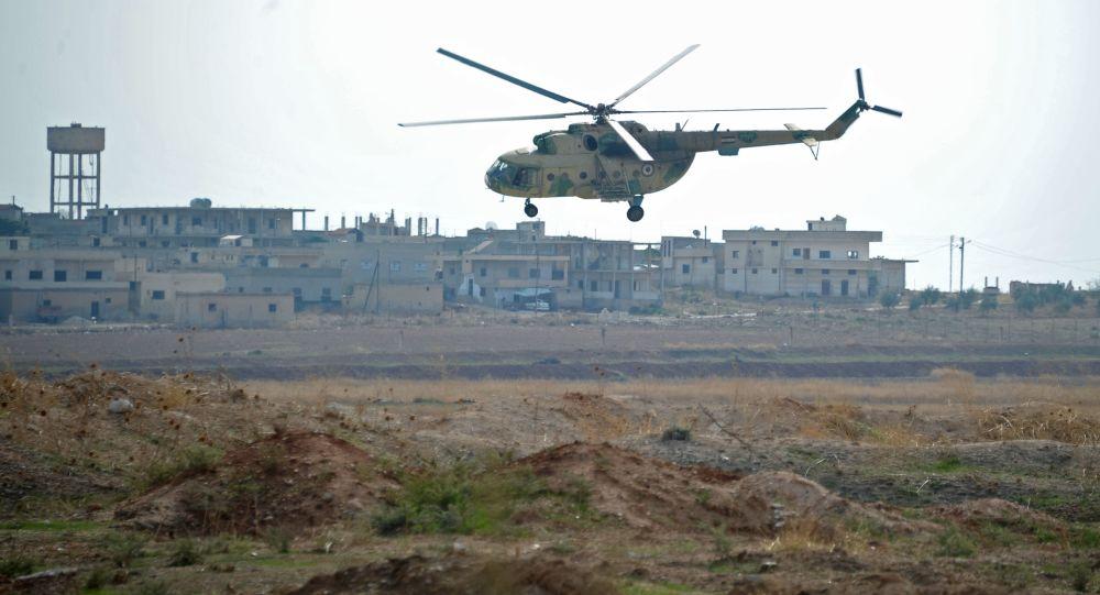 انتقال عناصر داعش در سوریه به پایگاه های آمریکا