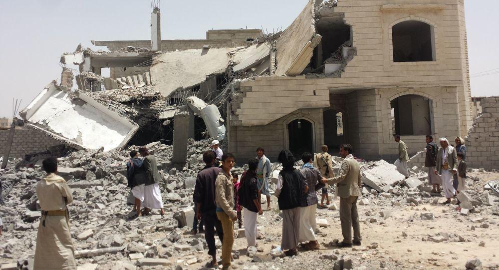 حمله موشکی یمن به نیروگاه برق جیزان