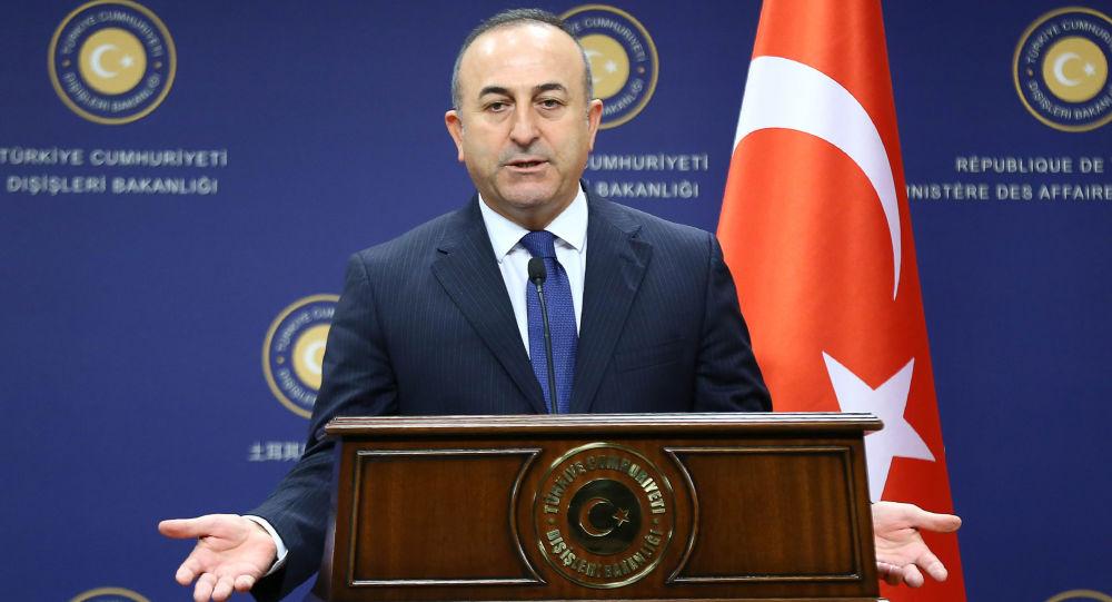 وزیر خارجه ترکیه: سازمان ملل گرهگشای هیچ مشکلی در جهان نیست