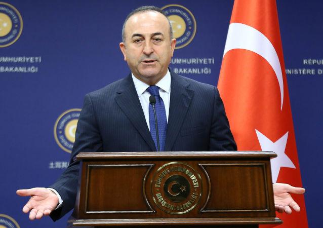 واکنش ترکیه به سخنان مکرون