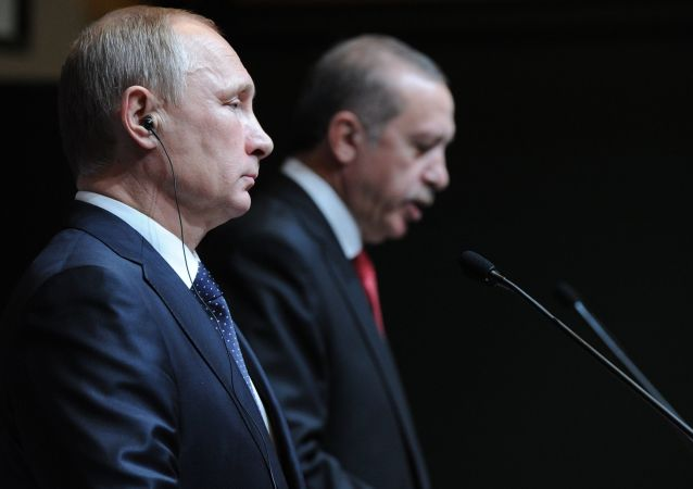 بیانیه مشترک پایانی مذاکرات پوتین و اردوغان