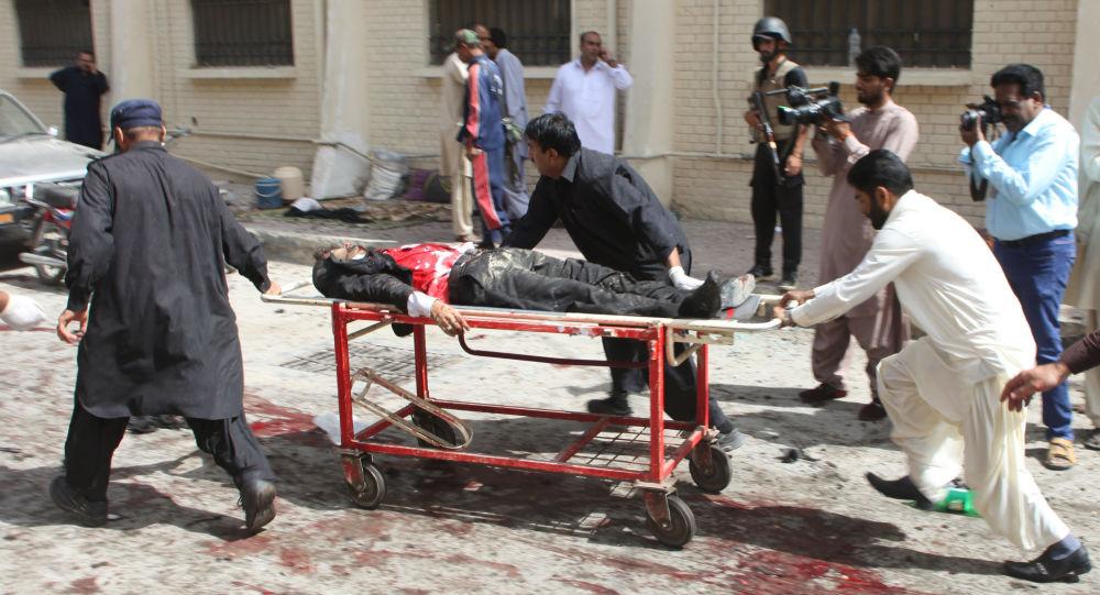 ۲ کشته و بیش از ۱۰ زخمی در پی انفجار در کویته پاکستان