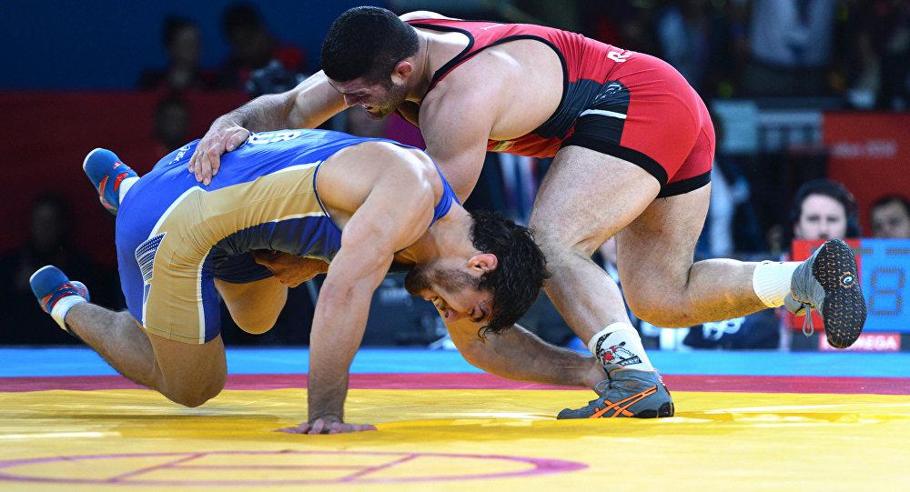 صعود حسن یزدانی به نیمهنهایی کشتی آزاد المپیک ریو