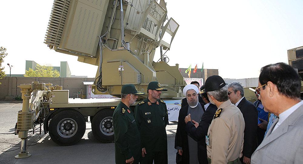 سامانه موشکی «باور 373» شبیه سامانه اس-300 روسیه  در ایران رونمایی شد