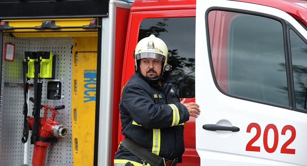 آتش سوزی جان 16 مهاجر را در مسکو گرفت