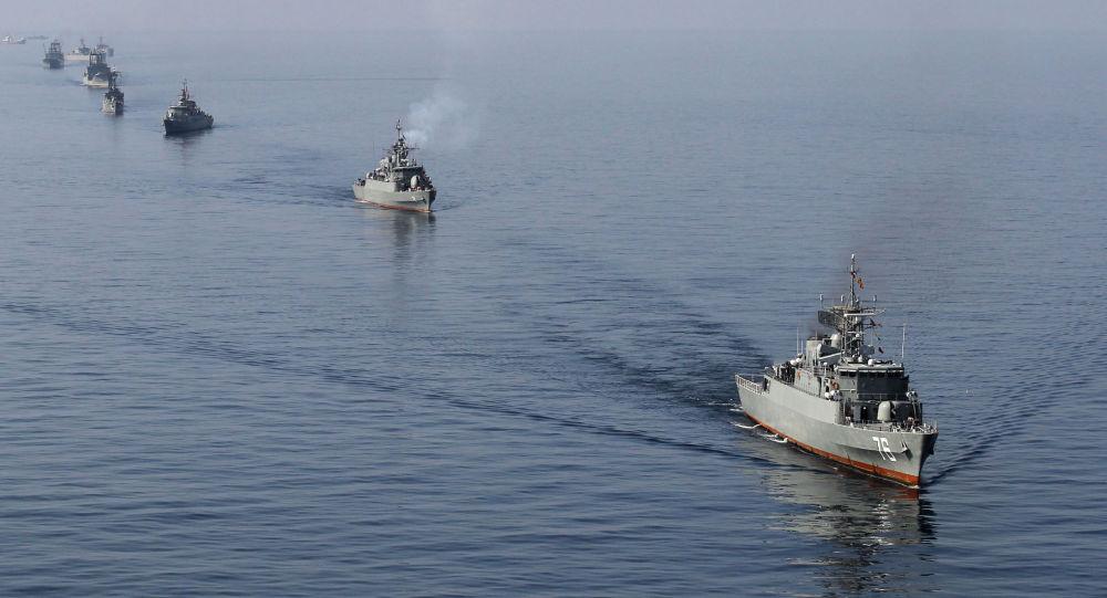 آمریکا در تعقیب دو کشتی ایرانی