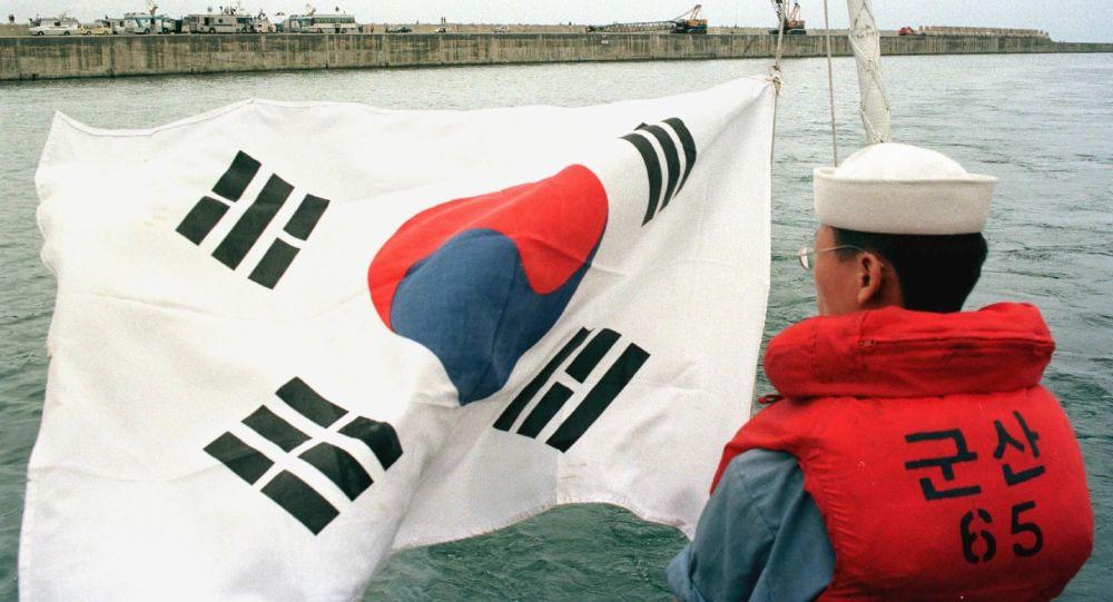 آزمایش موشک بالستیک زیردریایی در کره جنوبی