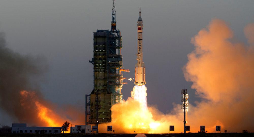 ۵ ماهواره چین با موفقیت به فضا پرتاب شدند