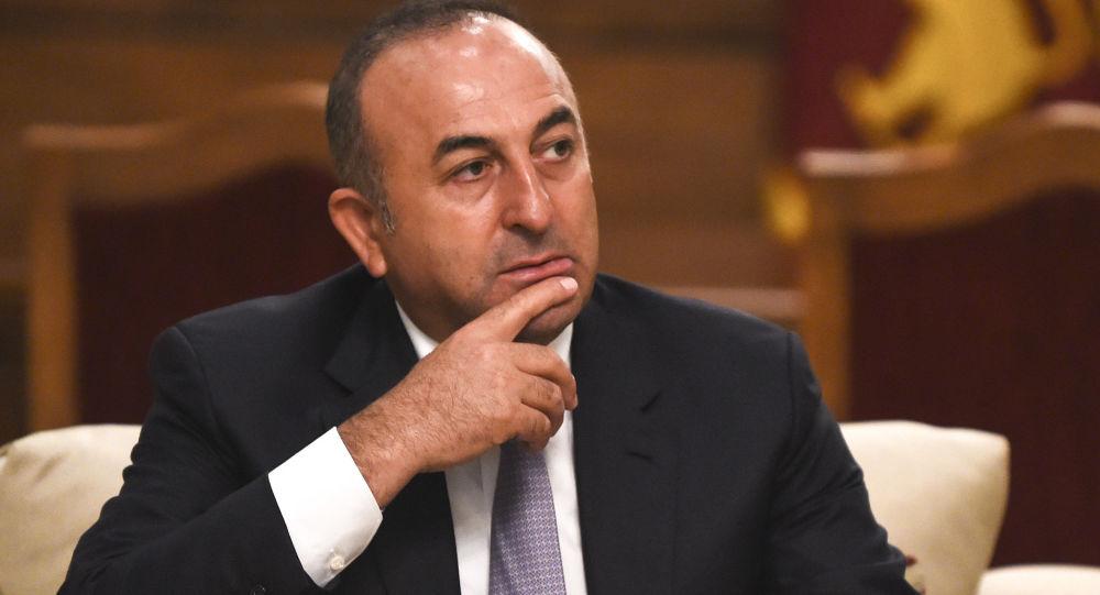 وزارت خارجه ترکیه: سیاست خود را بدلیل تحریم های آمریکا تغییر نخواهیم داد