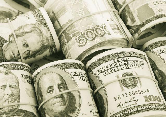کاهش سرمایه گذاری روسیه در اوراق قرضه دولتی آمریکا
