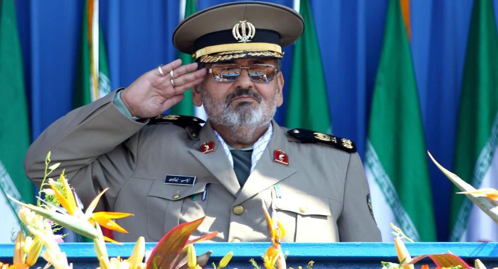 پیام تسلیت مقامات ایرانی در  پی درگذشت سرلشکر فیروزآبادی