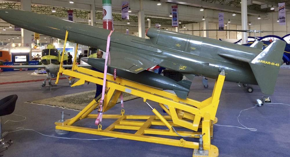 خط تولید پهپاد ایرانی کمان-12 افتتاح شد