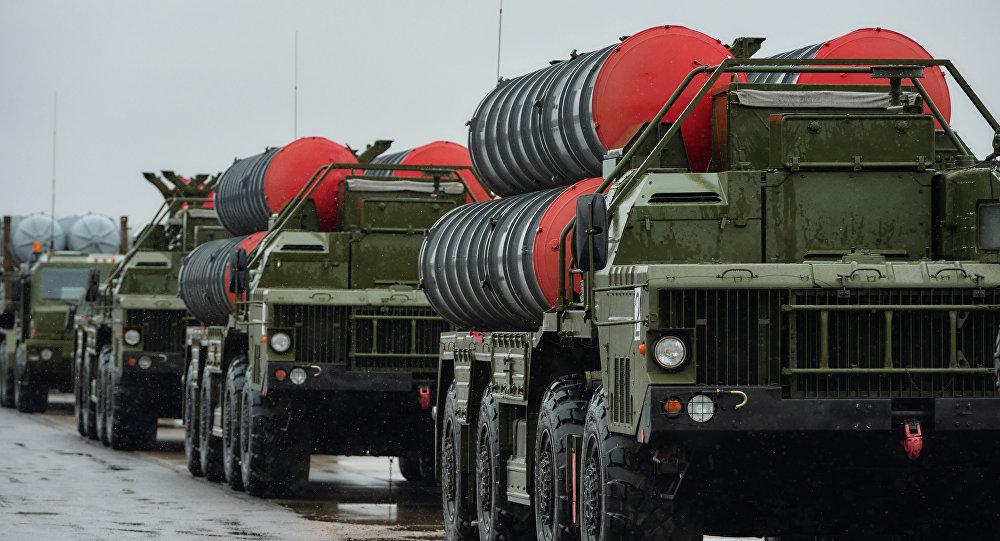 سیستم پدافند هوایی اس-400 روسیه