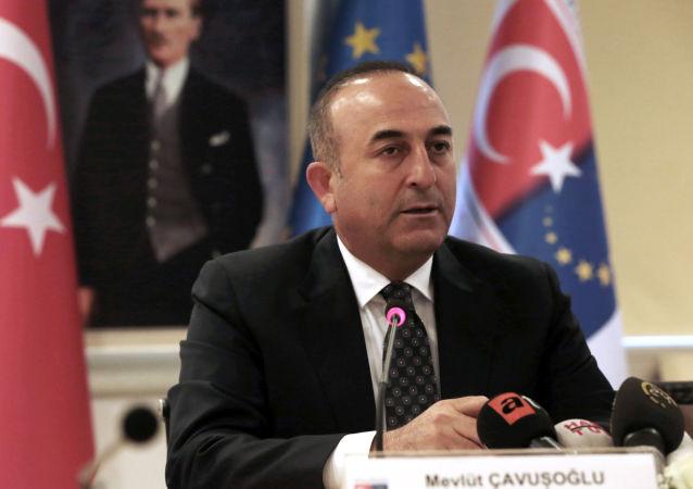 مولود چاووش اوغلو، وزیر امور خارجه ترکیه