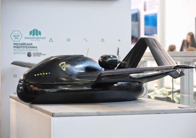 بهپاد روسیه برای هدایت پهپادها مغز فوق کامپیوتری با خنک کننده سیلیکونی ساخت