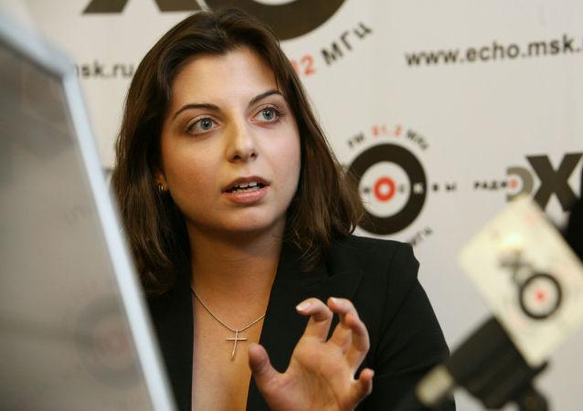 واکنش سیمونیان به بیانیه دموکراتهای آمریکا علیه اسپوتنیک و آرتی