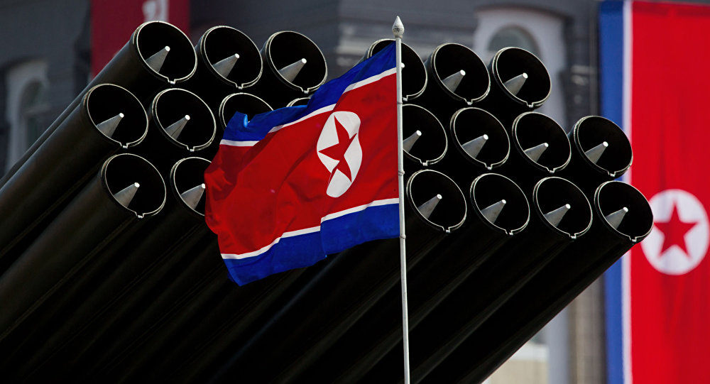 تهدید کره شمالی به حمله پیشگیرانه در پاسخ به رزمایش آمریکا و کره جنوبی