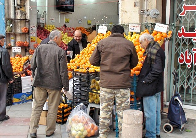 مغازه میوه فروشی