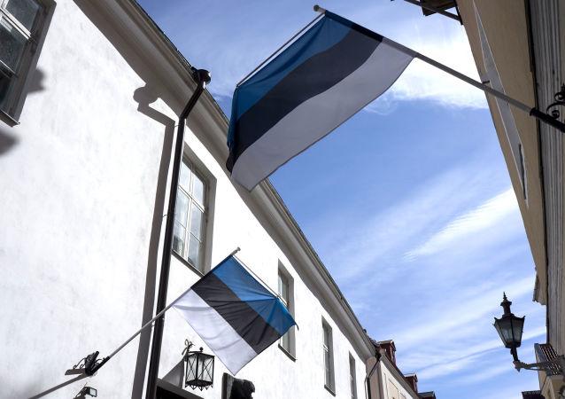 پرچم استونی