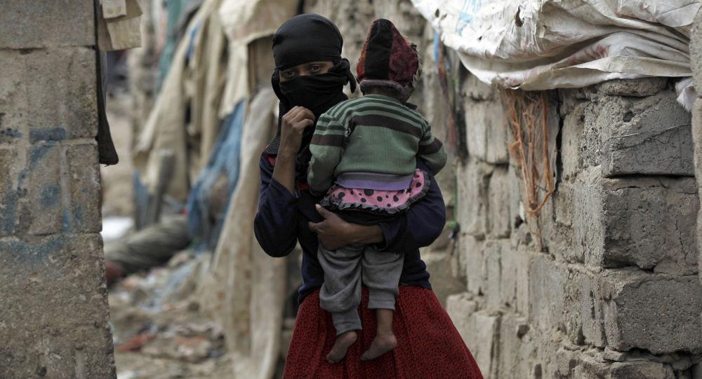 شیوع وبا در یمن
