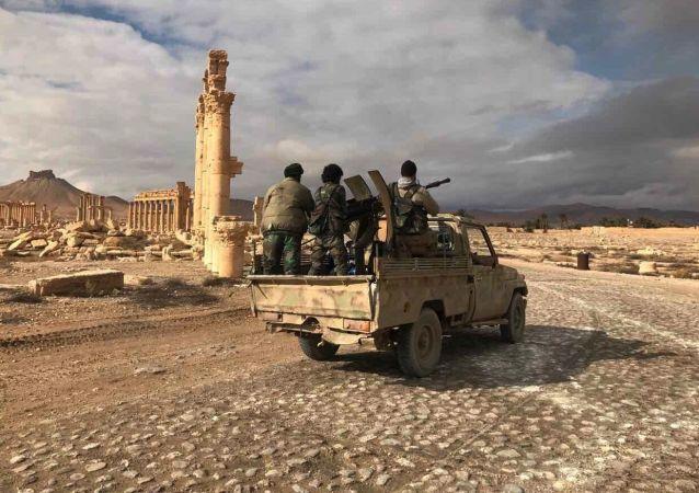 انتشار جزئیات حمله به نمايشگاه بين المللي دمشق