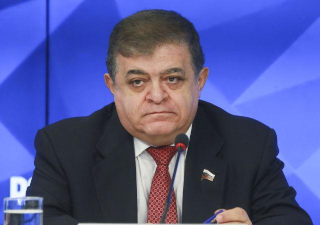 جباروف: علی رغم تحریم های آمریکا، روسیه به تجارت با ایران ادامه می دهد