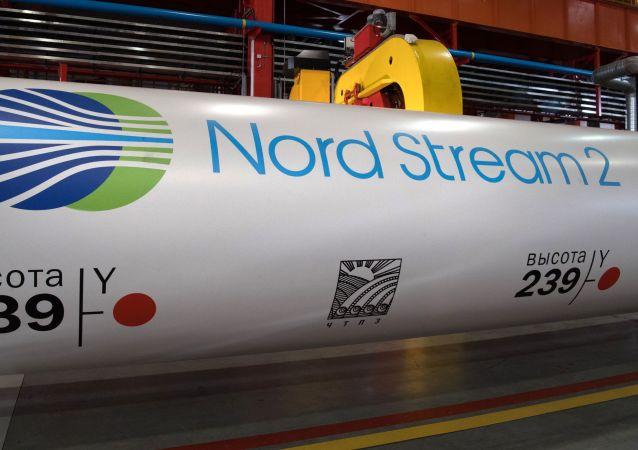 مخالفت آلمان با تحریم ها آمریکا علیه خط لوله گاز روسیه