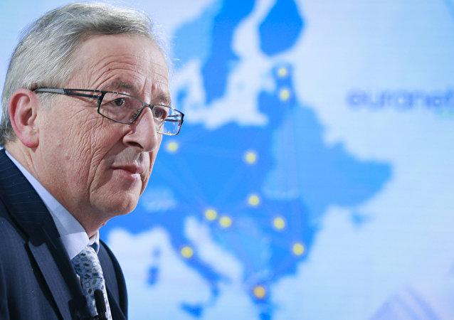 ژان کلود یونکر: اروپا آماده جنگ تجاری با آمریکا می گردد