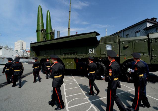 مسکو: گزارش استقرار سامانه های اسکندر در کالینینگراد را به ناتو ارائه نخواهیم داد