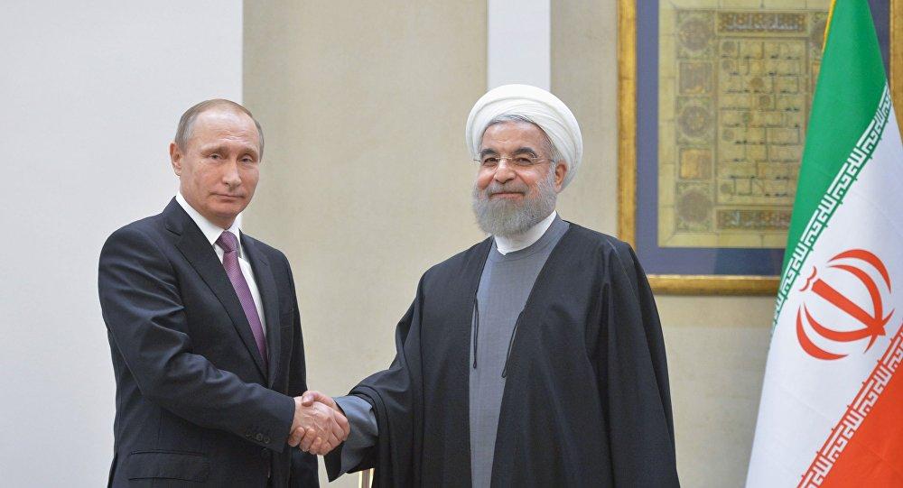 در گفتگوی تلفتی پوتین و روحانی: تعهد به برجام عامل امنیت بین المللی است