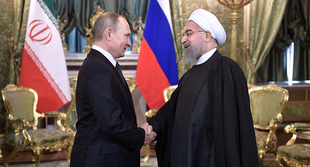 ایران و روسیه – بازیگران مطرح خاورمیانه