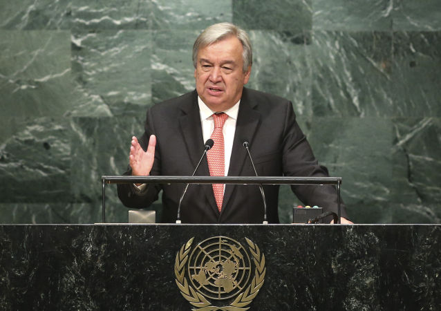 دبیرکل سازمان ملل: جذب نیرو از سوی تروریستها و نئو نازیها در اینترنت در حال افزایش است.