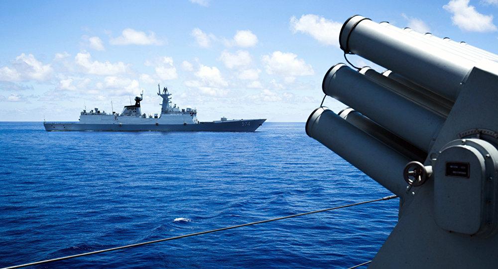رئیس جمهور فیلیپین، فرمان استقرار نیروهای نظامی در جزایر مورد مناقشه با چین را صادر نمود