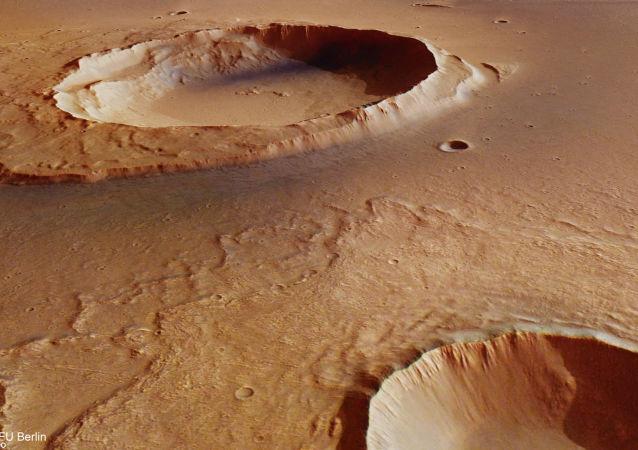 برای اولین بار در جو مریخ آثاری از اسید کلریدریک مشاهده شد