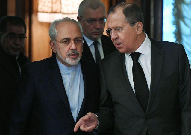 موضوع اصلی مذاکرات ظریف و لاوروف در مسکو چه بود