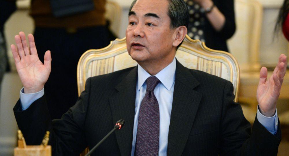 وزارت امور خارجه چین: درگیری بین آمریکا و کره شمالی برنده ندارد