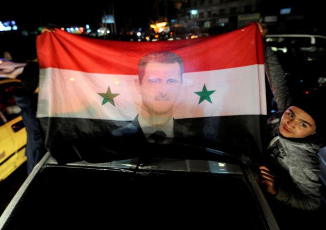 پیام های فرانسه به جهان با اعلام پیروزی بشار اسد در سوریه