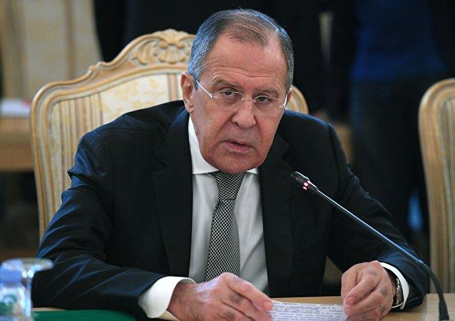 لاوروف: ناتو بداند روسیه قصد حمله به ناتو را ندارد