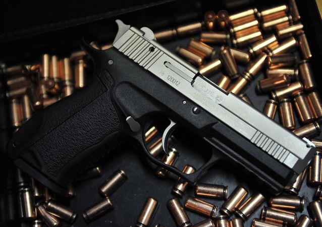 کشف محموله سلاح آمریکایی در اصفهان