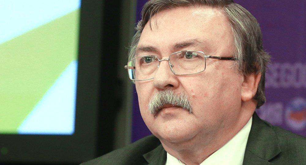 اولیانوف: نیازی به تمدید توافقنامه آژانس اتمی با ایران نیست