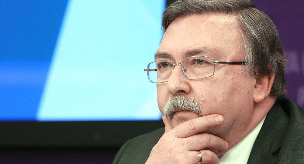 واکنش اولیانوف در اتهام به تعلل ایران در مذاکرات برجام