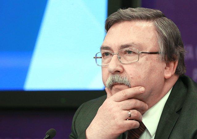 اولیانوف: دولت جدید ایران نیازمند زمان برای از سرگیری مذاکرات است