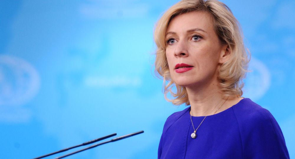 زاخارووا: غرب به حمله تهاجمی خود علیه روسیه ادامه می دهد