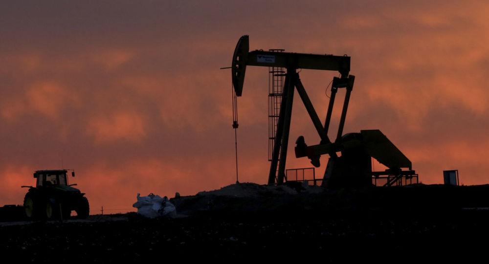 افزایش بهای نفت پس از اعلام کاهش منابع در آمریکا