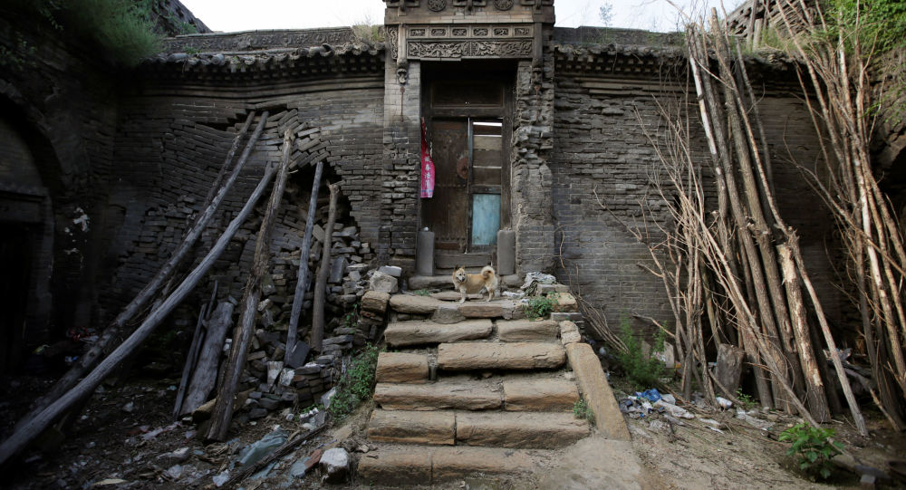کشف مقبره باستانی بیش از 1.4 هزار ساله در چین