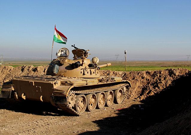 کردهای عراقی از روسیه توپ پدافند هوایی دریافت کردند