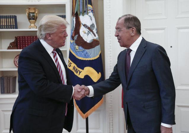 اعلام موضوع مذاکره لاوروف و ترامپ